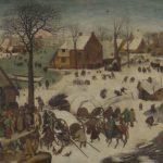 The Numbering at Bethlehem – Pieter Bruegel
