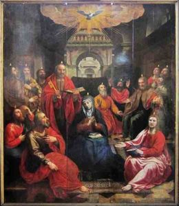 Read more about the article All to Jerusalem for Pentecost! Unforgettable events