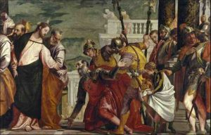 The kingdom of God in a heart: the centurion of Capernaum