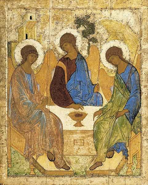 Das apostolische Glaubensbekenntnis : der Heilige Geist und die Dreieinigkeit