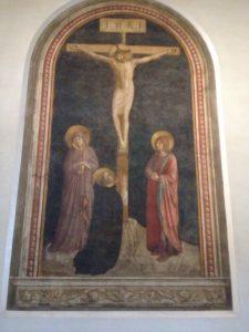 Das Kreuz, Zentrum des christlichen Glaubens