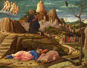 Jesu Christi Tod am Kreuz