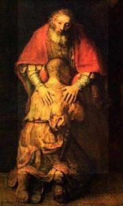 La parabole du fils prodigue ou le retour du fils perdu