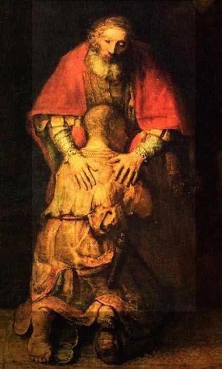 La parabole du fils prodigue – Luc 15