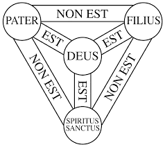 De Trinitate, Trinité, Augustin