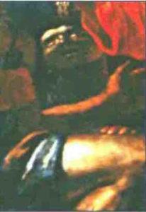 Jésus guérissant l'aveugle né, vu par un peintre 1