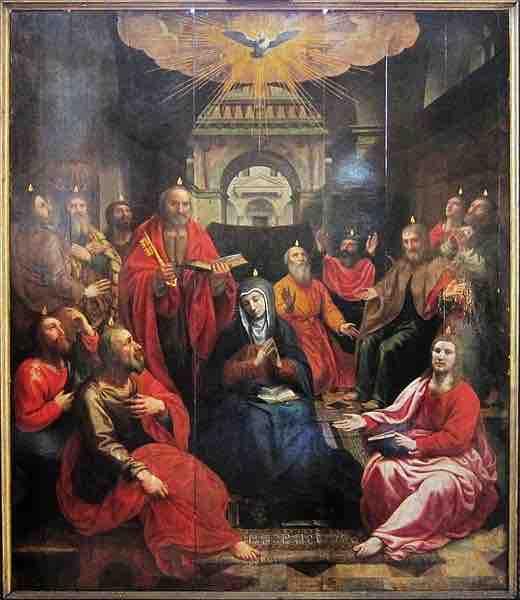 Pentecôte, Actes, Esprit Saint
