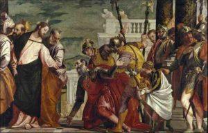 Le royaume de Dieu dans un coeur : le centurion de Capernaüm