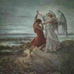 Minute de vérité ou Jacob et l'ange