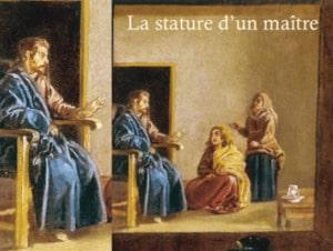 Le Christ dans la maison de Marthe et Marie