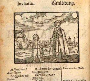 L'homme image de Dieu et la conception de l'éducation chez Comenius 1